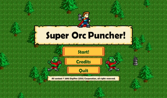 Super Orc Puncher!